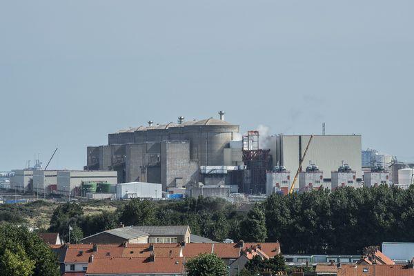 La centrale nucléaire de Gravelines (Nord).