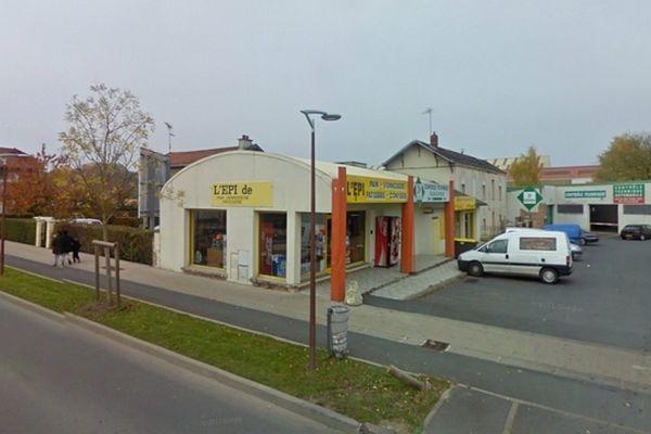Boulangerie - L'Epi de Blé - Av.de la Marne - Sedan