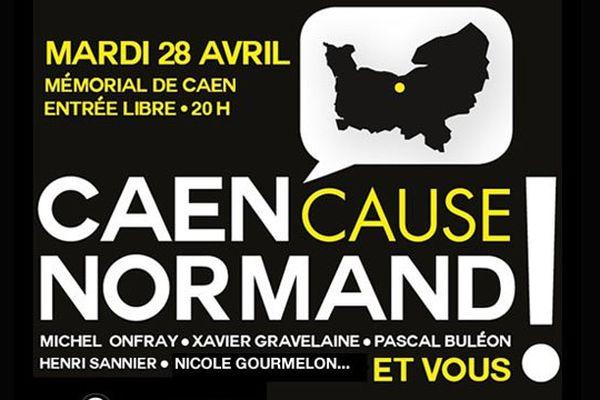 Caen-la-Mer organise un grand rassemeblement au Mémorial sur la place de Caen dans la future Normandie le 28 avril prochain