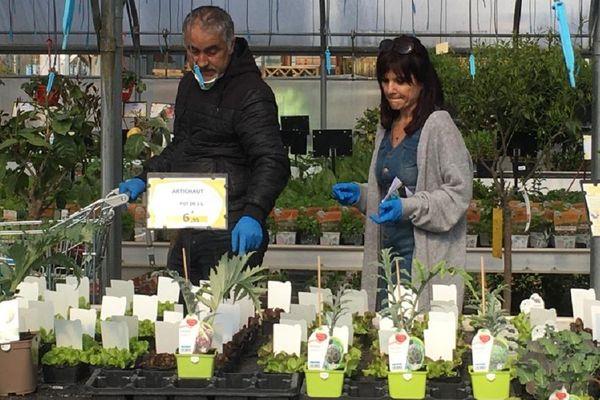Une bouffée d'oxygène pour les jardiniers confinés.