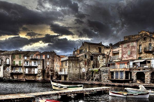 Les ciels  de Corse vus par Thierry Venturini