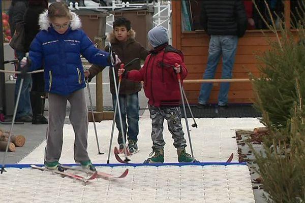 La station balnéaire du Grau-du-Roi vous offre la possibilité de skier pendant quelques jours - 29 décembre 2017