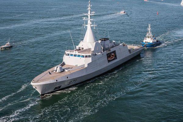 Corvette Gowind construite par Naval Group