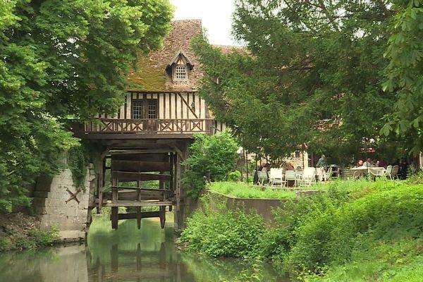 """Le moulin d'Andé où François Truffaut tourna de scènes de """"Jules et Jim"""""""