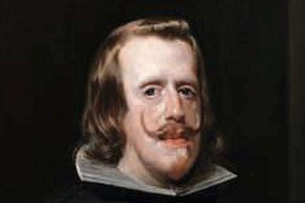 Portrait de Philippe IV vers 1654 huile sur toile, 69,3 x 56,5 cm