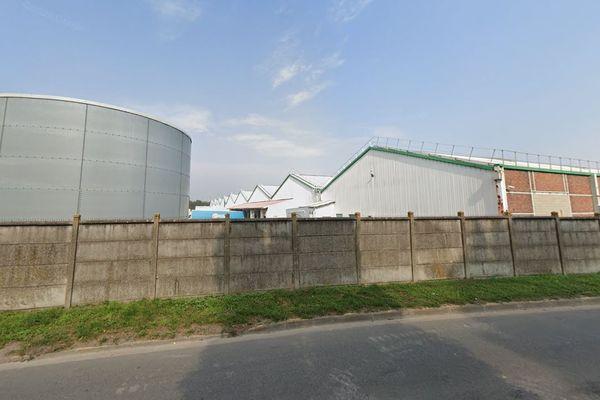 L'usine Verbaudet située à Wambrechies (Nord) a été évacuée suite à une alerte à la bombe.