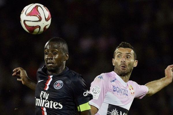 Le PSG affrontait Evian le 22 août dernier.