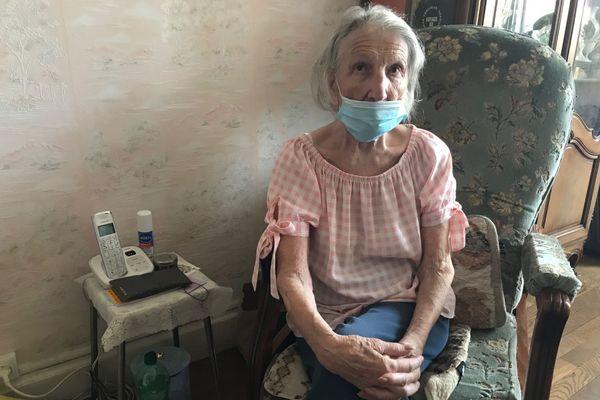 Lucette, 92 ans, a été déclarée morte par erreur.