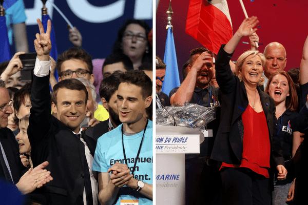 Parmi les élus des Pays de la Loire, certains ont tranché entre Emmanuel Macron et Marine Le Pen pour le second tour. D'autres préfèrent ne pas donner de consignes.