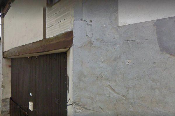 Capture d'écran : l'école Notre-Dame de la Sablonnière à Goussonville