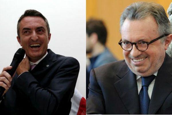 Stéphane Ravier (FN) et Jean-Noël Guérini sont les deux gagnants des sénatoriales dans les Bouches-du-Rhône.