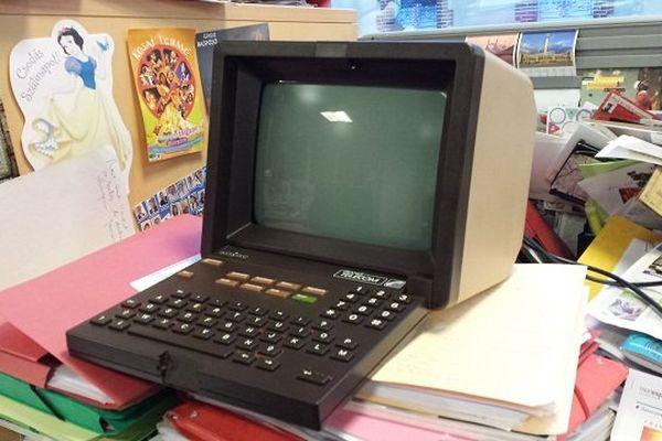 Le minitel, ancêtre d'internet a connu ses heures de gloire dans les années 90