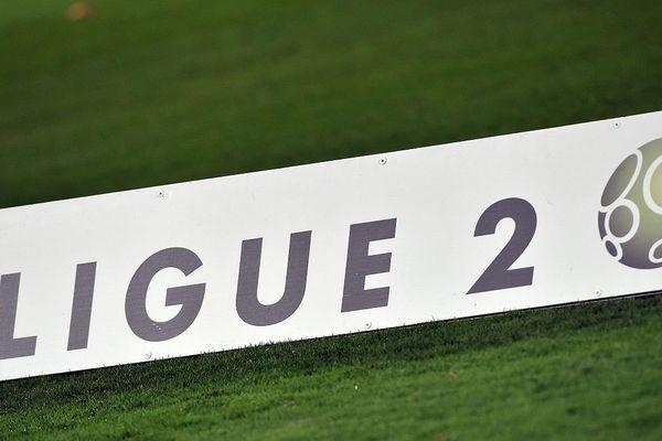L'AJ Auxerre est 11e de Ligue 2, avec 43 points