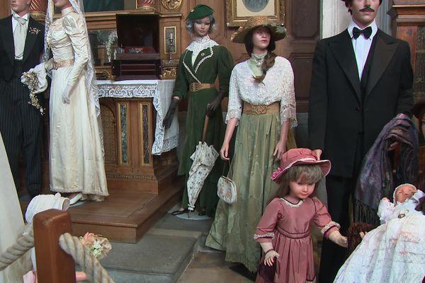 Le musée du costume d'Ornans