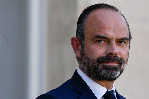 Edouard Philippe à la sortie du conseil des ministres le 20 novembre 2019