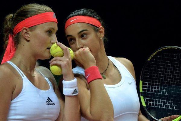 Archives -  Kristina Mladenovic et Caroline Garcia