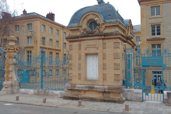 Le Conseil Départemental des Ardennes à Charleville-Mézières