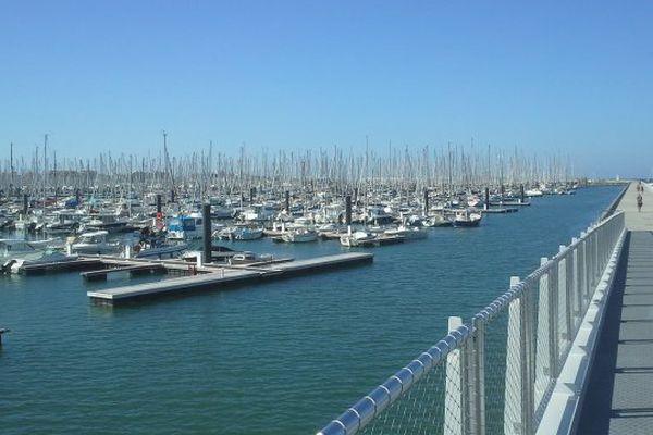 Port des Minimes de la Rochelle, image d'illustration