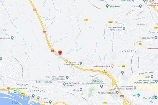 Six blessés légers dans un double accident de la route.
