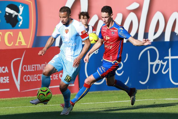 Une rencontre que les Manceaux ont remporté 2 buts à zéro et qui élimine le GFCA du championnat de Ligue 2.
