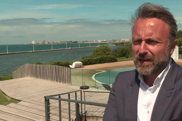 Fabrice Favetto-Bon n'aura été président délégué d'Angers SCO que cinq mois.