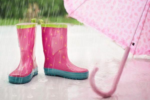 De la pluie, de la pluie, de la pluie...
