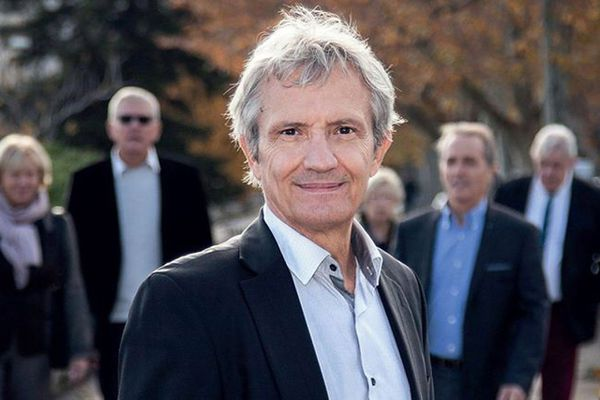 Serge Andrieu nouveau maire de Carpentras