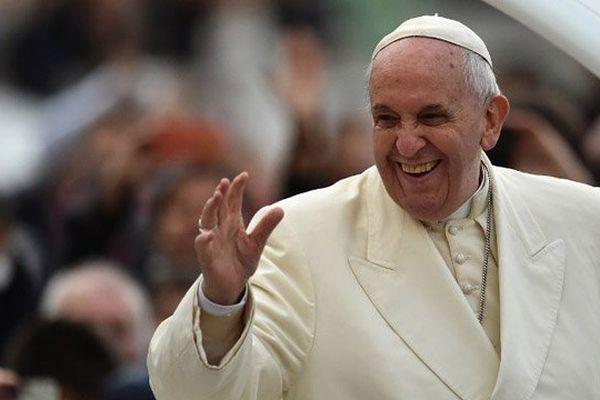 Le pape François doit effectuer un voyage en France l'an prochain. Il pourrait faire halte au Mont-Saint-Michel
