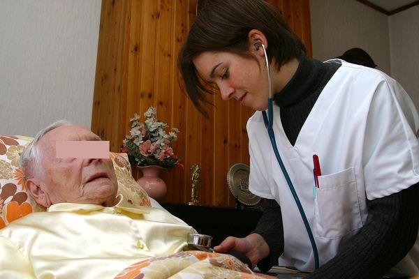 Les infirmières libérales visitent en moyenne 20 patients par jour