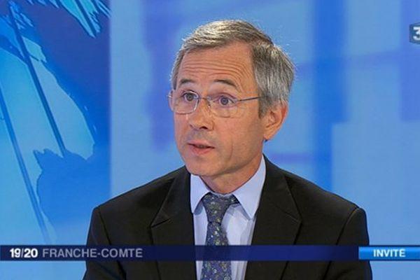 Stéphane Fratacci, invité du 19/20 le 14 août 2013