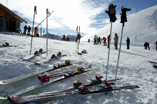 Ce week-end on chausse les skis !