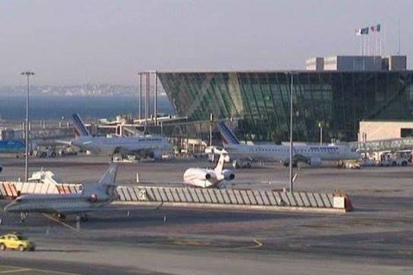 L'aéroport de Nice Côte d'Azur est relativement peu concerné par le mouvement de grève des contrôleurs aériens.