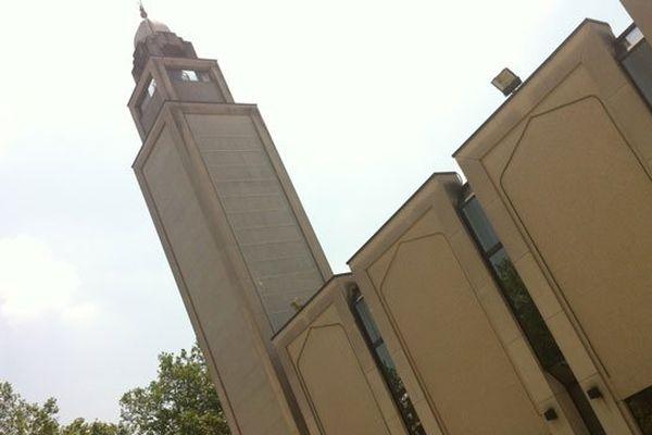 La Mosquée de Lyon - juillet 2013