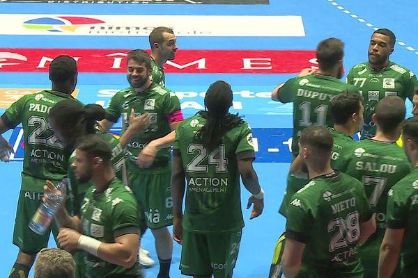 Coupe de la Ligue de handball : Nîmes éliminé à domicile par Toulouse 40 à 37 en quarts de finale