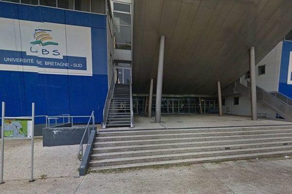 L'Université de Bretagne Sud à Lorient