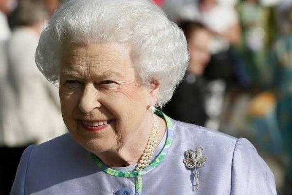 La Reine Elizabeth II d'Angleterre, à Chealsea, le 19 mai 2014