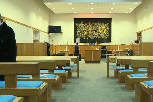 Le procès en appel de l'auteure présumée du meurtre de  Thierry Guittard, a commencé ce 7 décembre, devant la cour d'Assises du Maine et Loire.