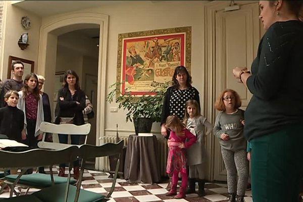 La Maison Jules Verne propose des activités vacances aux enfants