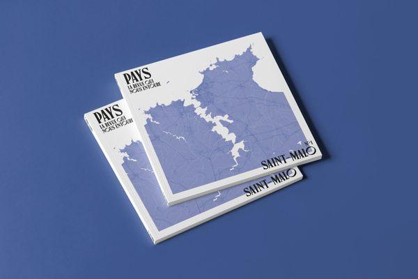 """Le premier numéro de la revue """"PAYS"""" est consacré à Saint-Malo et ses alentours (Ille-et-Vilaine)"""