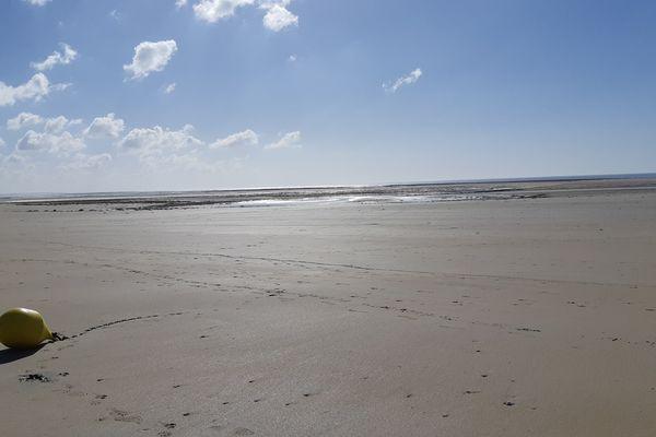 Dans la Manche, la plage de Port-Bail connaîtra dès ce DIMANCHE une séquence de grandes marées.