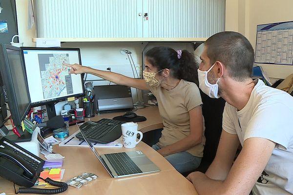 Les chercheurs du CNRS de Montpellier tentent de modéliser la recherche des foyers d'infection du coronavirus par l'analyse des eaux usées.