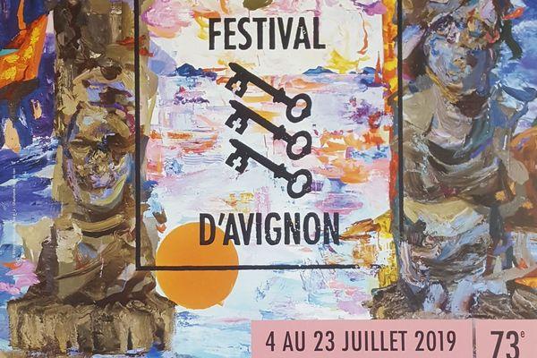 le Festival d'Avignon, c'est du 4 au 23 juillet 2019