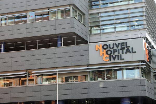 L'homme de 36 ans est hospitalisé au NHC de Strasbourg pour un coronavirus covid-19.
