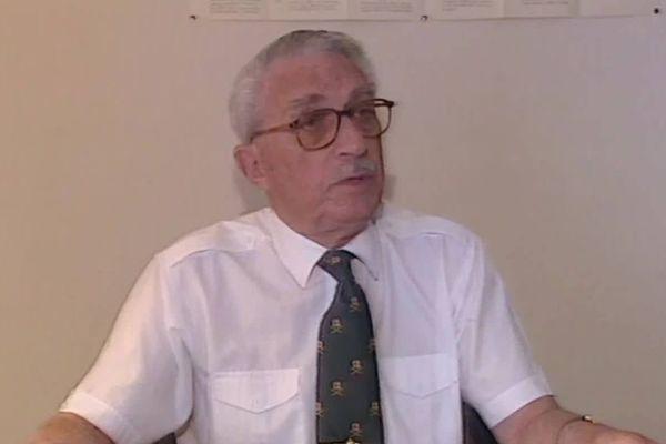 Michel Souplet a occupé les fonctions de sénateur de l'Oise de 1983 à 2001