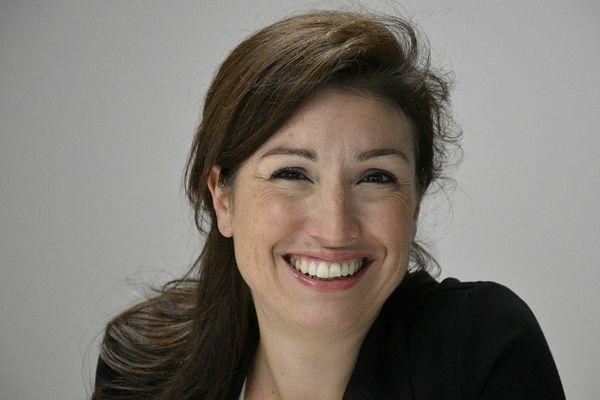 Agnès Marion candidate RN à la mairie de Lyon