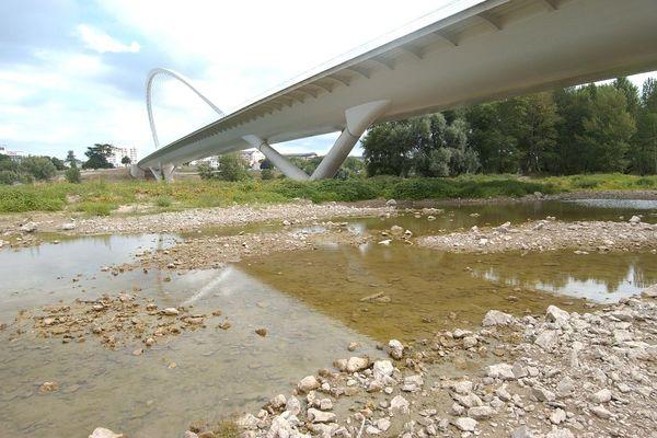 Le pont de l'Europe à Orléans, photo d'illustration.