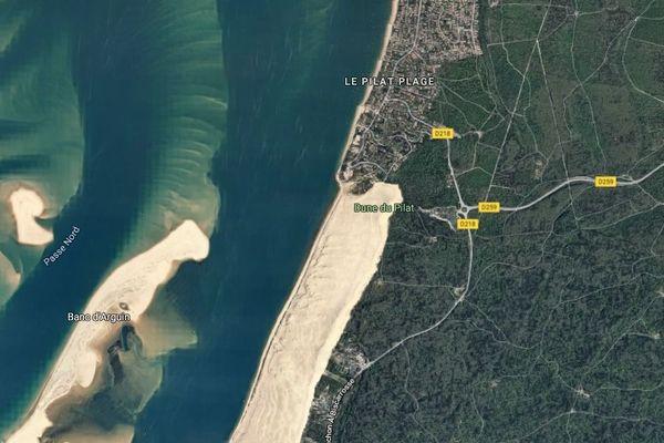 Le dune du Pilat. Photo d'illustration.