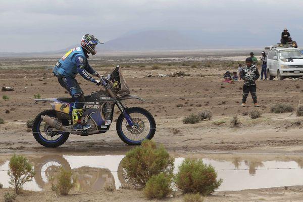 Adrien Van Beveren est actuellement 2e au classement général.