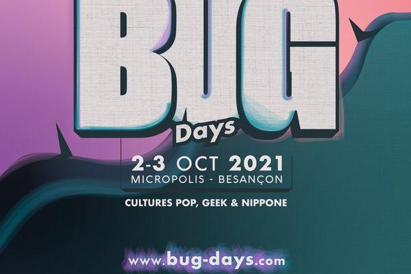 Affiche 1ère édition BUG Days