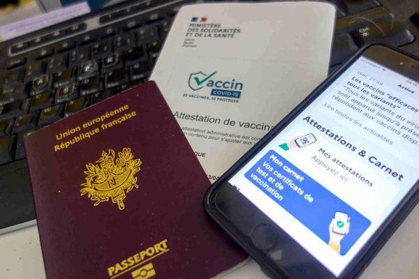 Le Pass sanitaire est exigé en France depuis le 9 juin dans les rassemblements de plus de 1 000 personnes.